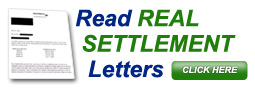 Settlement Letters